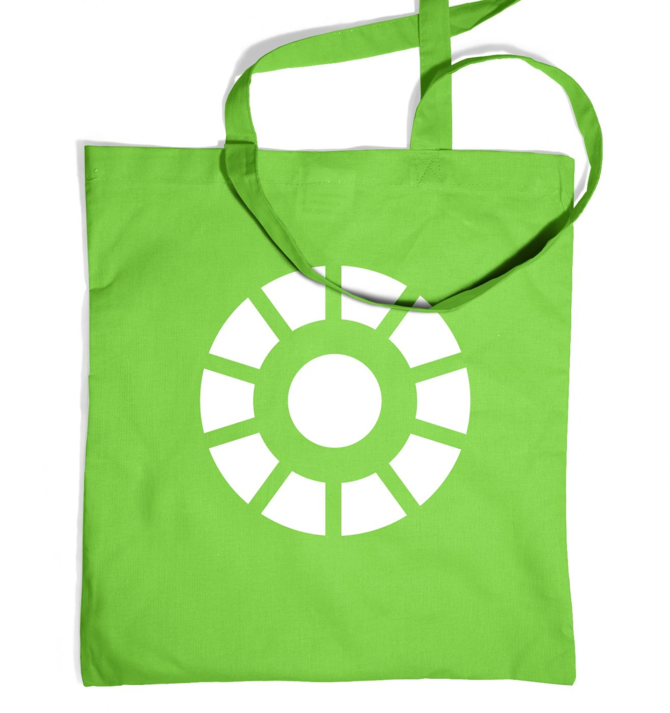 Arc Reactor tote bag