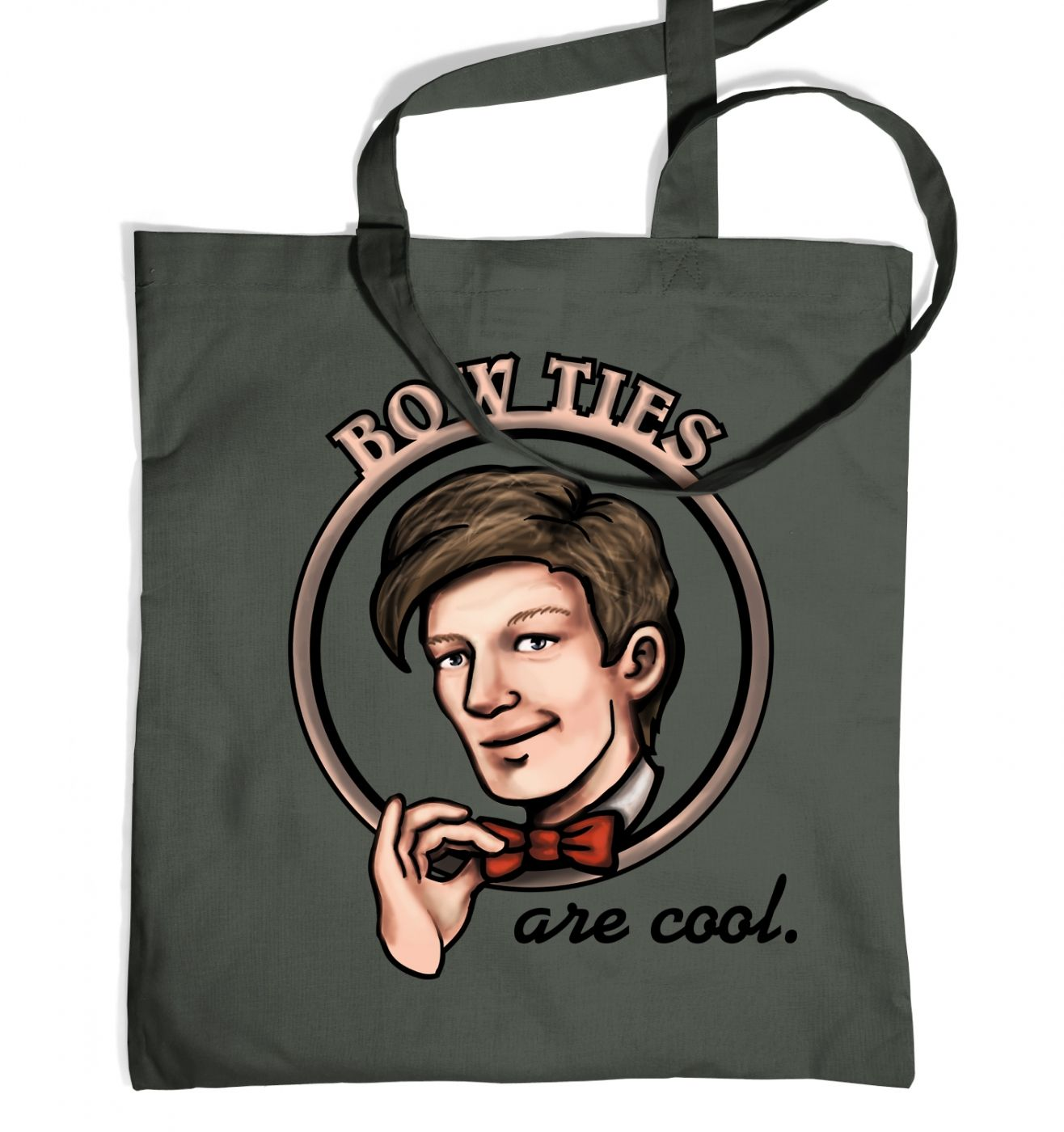 Bow Ties Are Cool tote bag