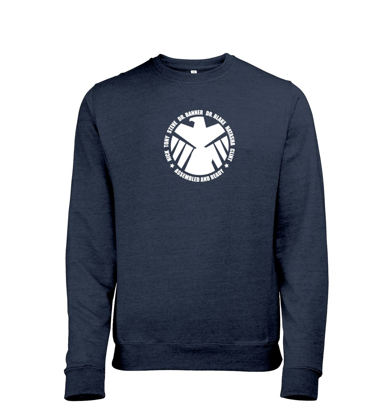 Assembled and Ready heather sweatshirt