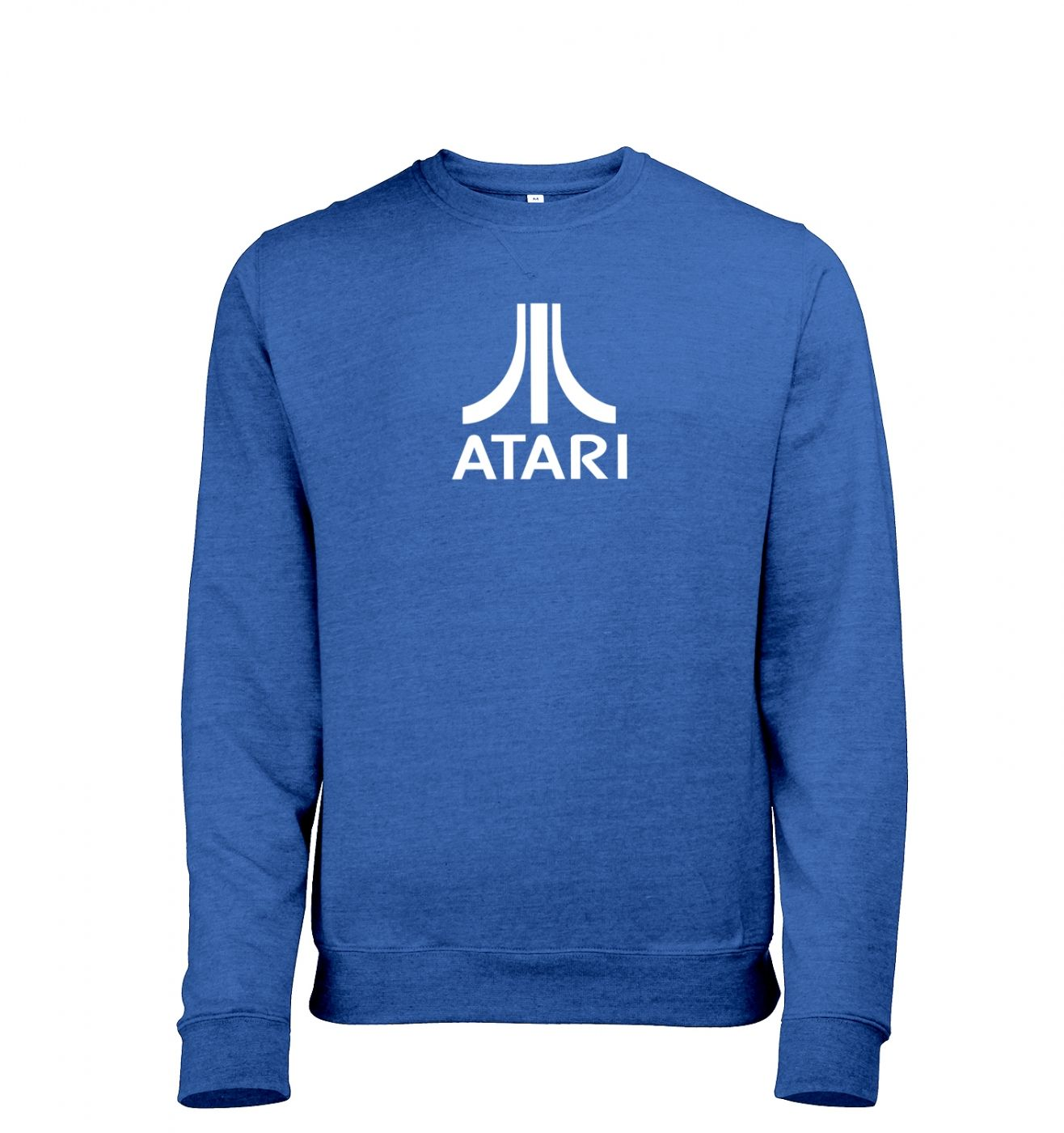 Atari Logo heather sweatshirt