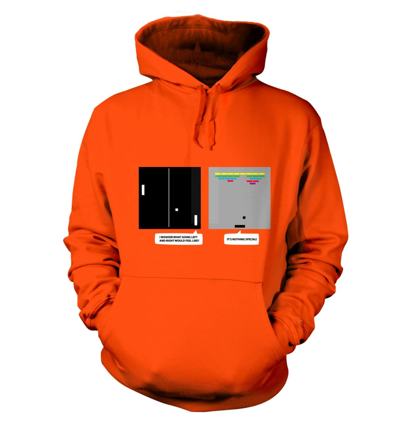 Wonder Of Dimenions retro gaming hoodie