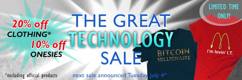Technology Sale 2017