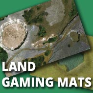 Land Gaming Mats