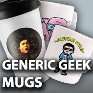 Generic Geek mugs