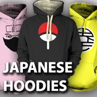 Japanese hoodies