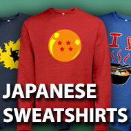 Japanese Sweatshirts