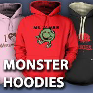 Monster hoodies