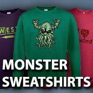 Monster Sweatshirts