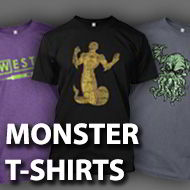 Monster tshirts