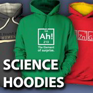 Science hoodies