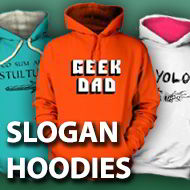 Slogan Hoodies