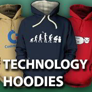 Technology hoodies