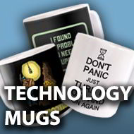 Technology mugs