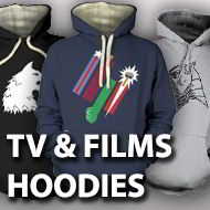 TV / Film hoodies