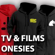 TV / Film onesies