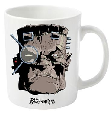 2000AD Bad Company Kano Face mug - Official