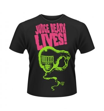 2000AD Judge Death Lives! t-shirt - Official