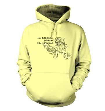 8th Day Creation hoodie