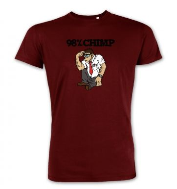 98% Chimp  premium t-shirt