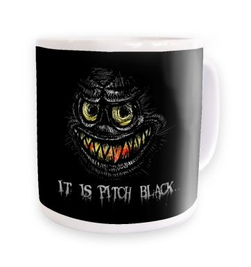 Portrait Of A Grue mug