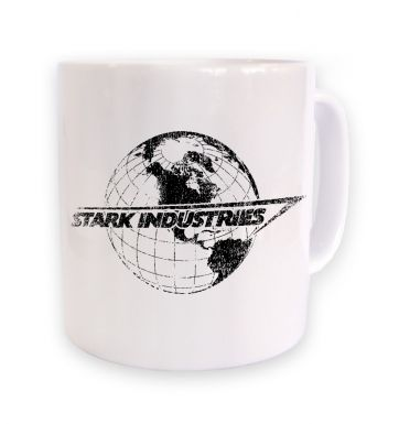 Stark Industries Globe mug