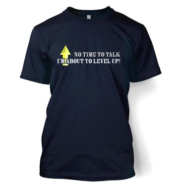 About To Level Up t-shirt