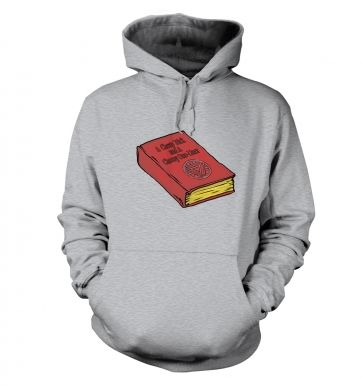 A Cheap Trick And A Cheesy One Liner hoodie