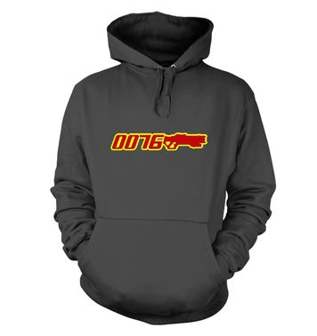 Agent 0076 hoodie