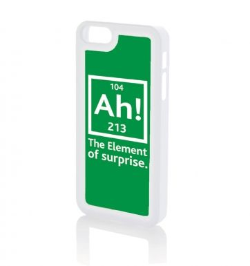 Ah! The Element Of Surprise (GREEN) iPhone 5 & iPhone 5s case