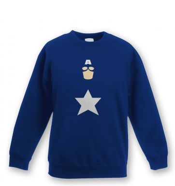 All American Hero kids' sweatshirt