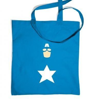 All American Hero tote bag