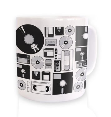 All The Data mug