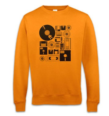 All The Data sweatshirt