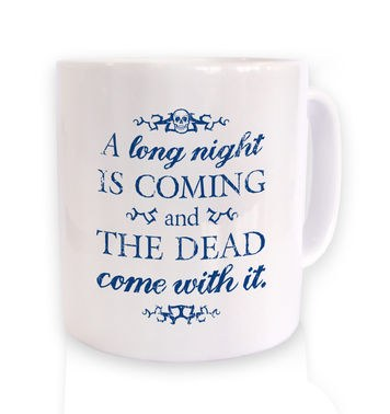 A Long Night Mug