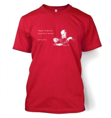 And Yet It Moves Galileo t-shirt