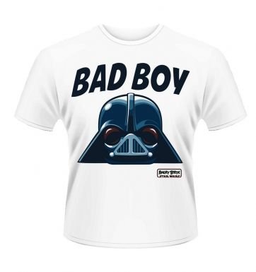 OFFICIAL Angry Birds Star Wars Bad Boy men's t-shirt