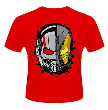 Ant-man Face 2 Face  Mens T-shirt