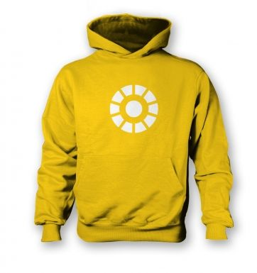 Arc Reactor kids hoodie  Inspired by Iron Man & The Avengers