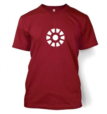 Arc Reactor men's t-shirt