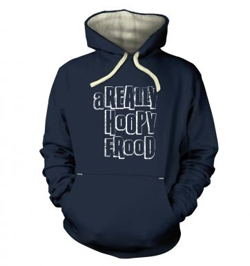 A Really Hoopy Frood  hoodie (premium)