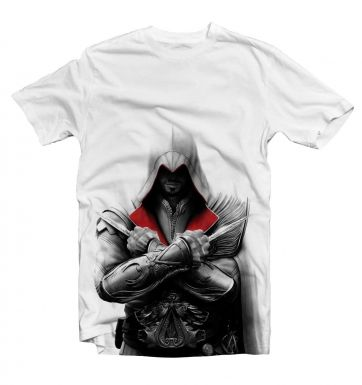 Assassin's Creed Ezio II t-shirt - OFFICIAL