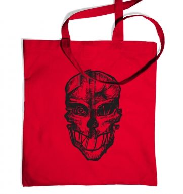 Assassins Mask tote bag