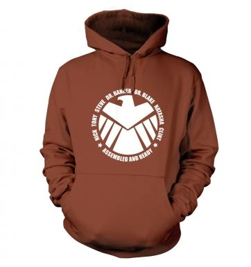 Assembled and Ready Adult Hoodie