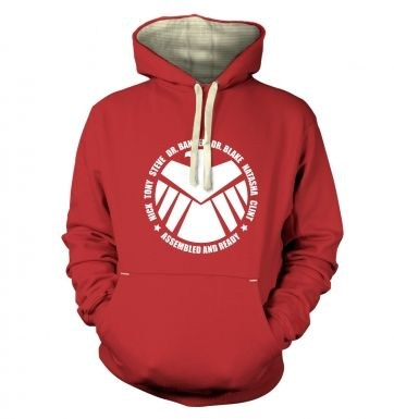 Assembled And Ready premium hoodie