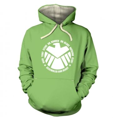 Assembled And Ready  hoodie (premium)