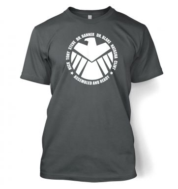 Assembled And Ready  t-shirt