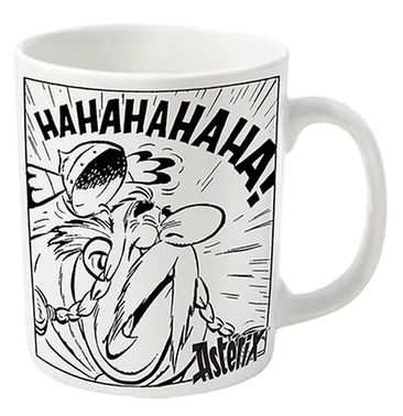 Official Asterix Haha  Mug