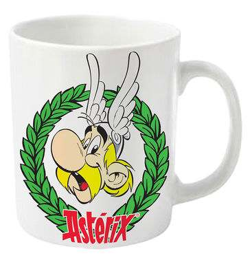 Official Asterix Logo  Mug