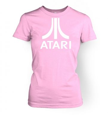 Atari Logo  womens t-shirt