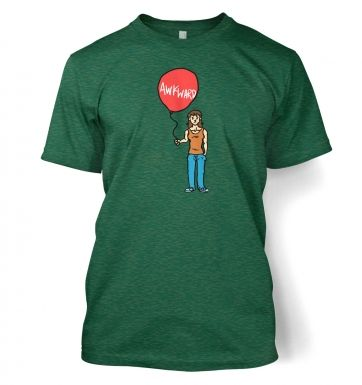 Awkward Balloon Girl t-shirt